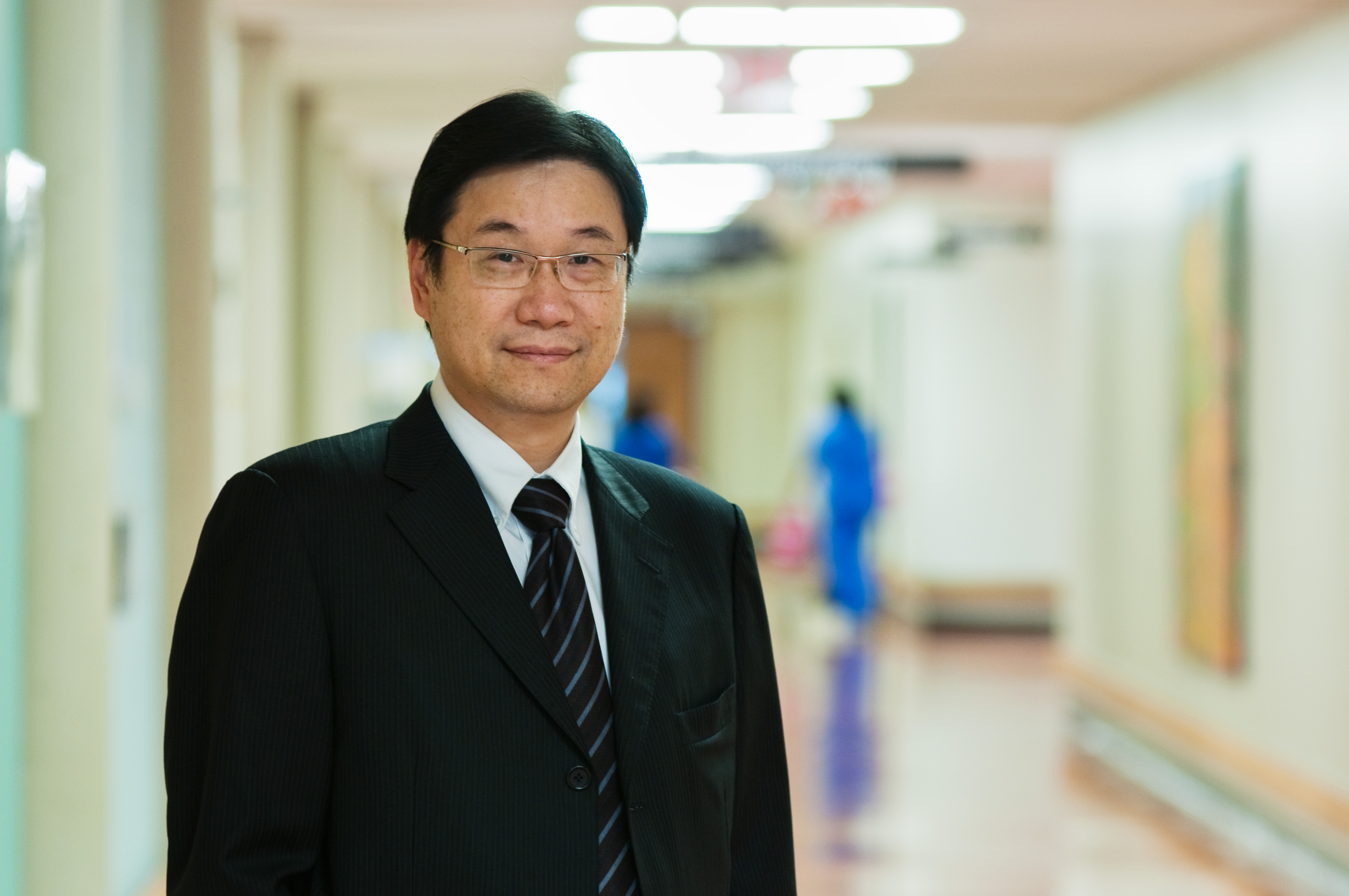 Dr.Kendall Ho
