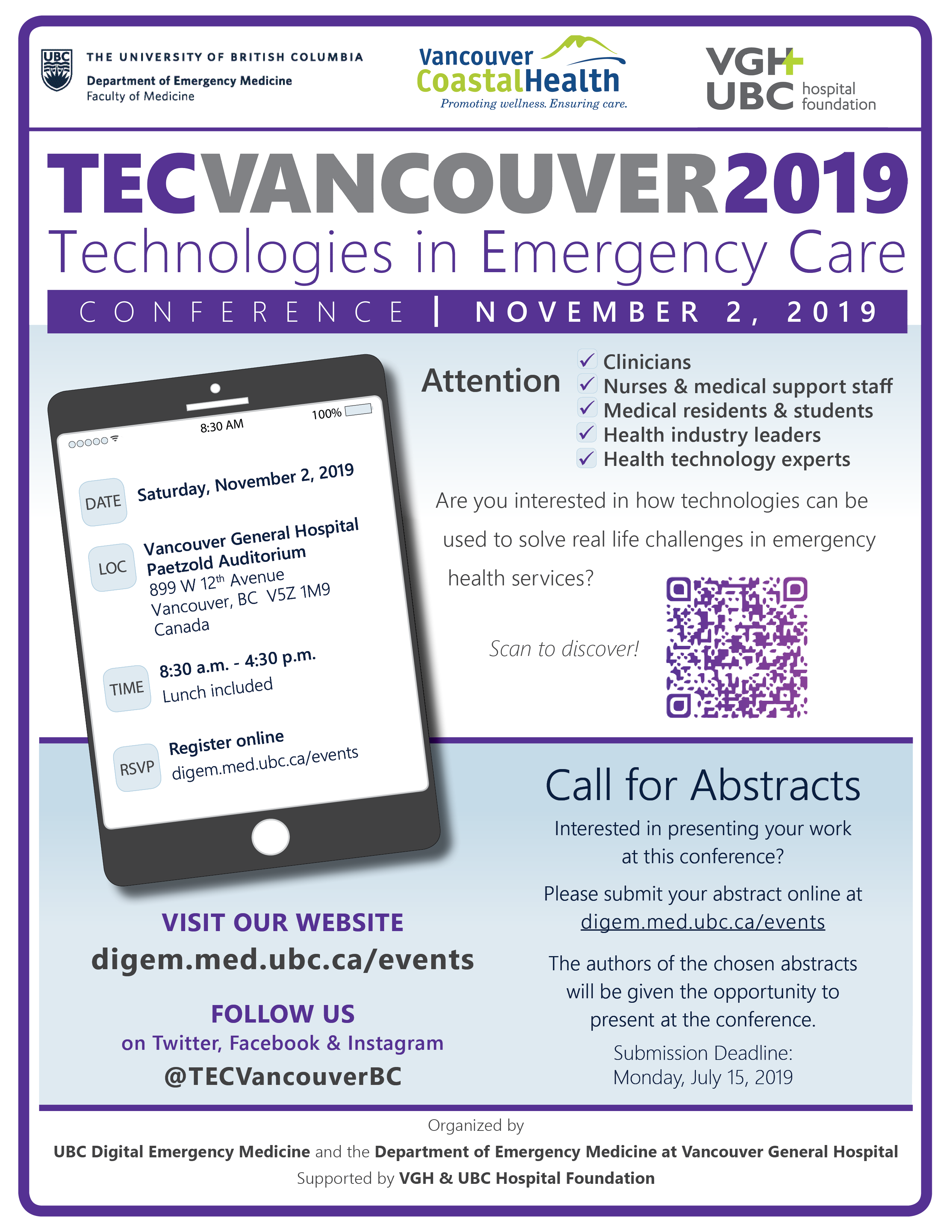 TEC Vancouver 2019
